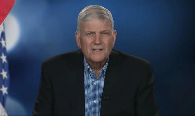 Pastor Franklin Graham reúne mais de 100 mil pessoas em live de oração pelos EUA