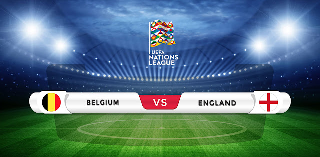 Belgium vs England Prediction & Match Preview