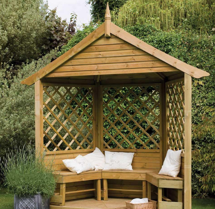 wooden-gazebo-kits-home-depot