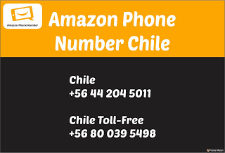 Amazon Phone Number Chile