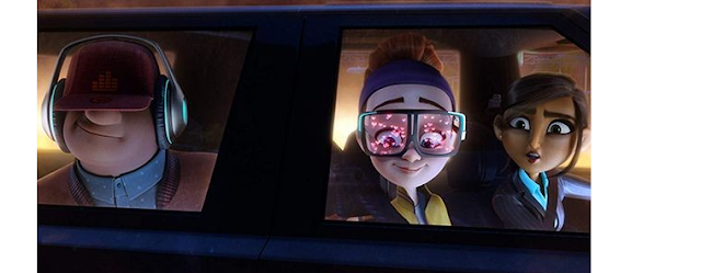 Review of Spies in Disguise, When Secret Agents Turn into Pigeons