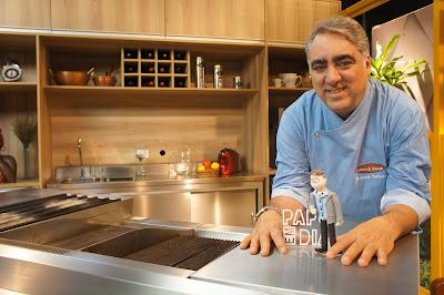 Cozinhando no Papo Em Dia - Foto Daniel Nery