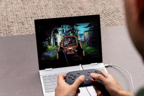 Google wants to encourage developers to use Stadia
