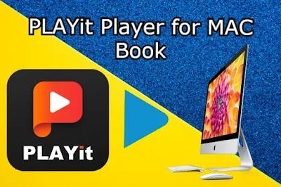 Playit app on Macbook