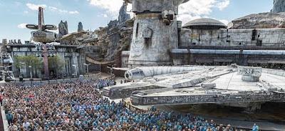 Disney Unveils New Star Wars Guest House