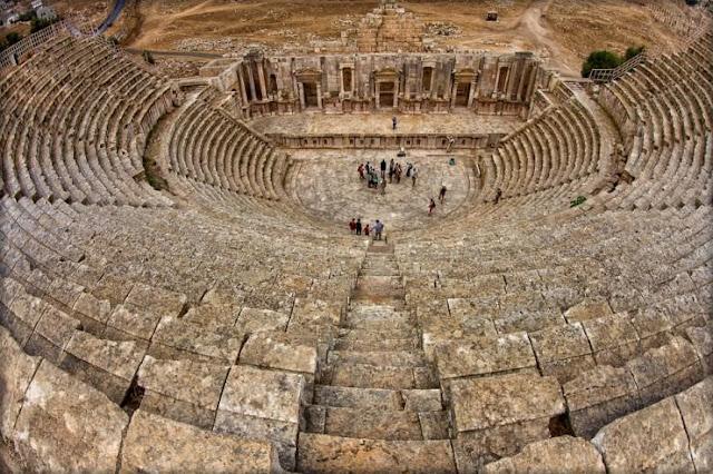 Jerash, Yordania