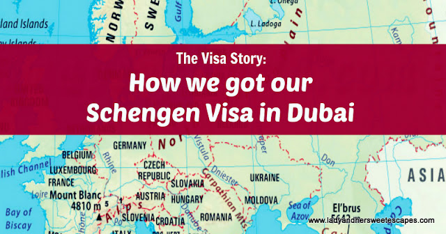Schengen Visa Application for Filipinos in Dubai