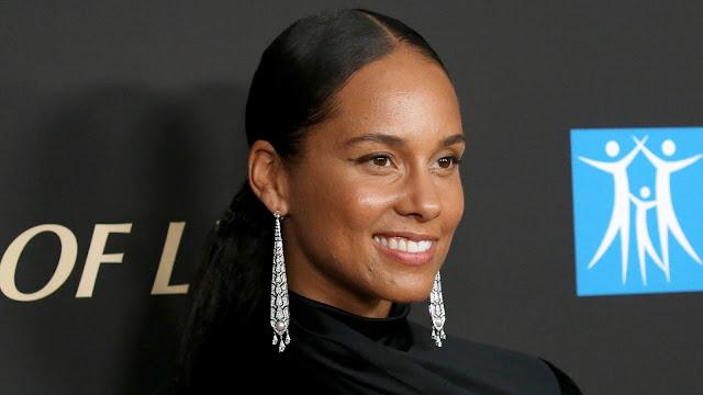 Alicia Keys back as Grammys host - rictasblog.com