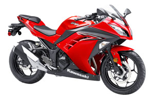 Kawasaki - Ninja 250