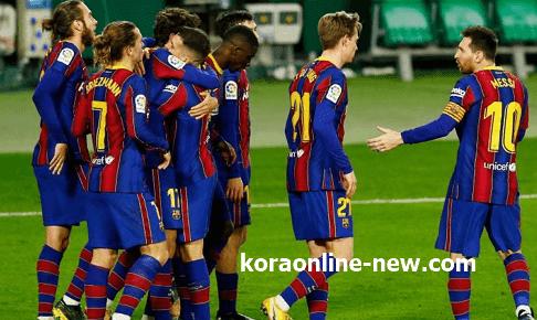 تعرف الان علي موعد مباراة برشلونة القادمة ضد أوساسونا بالدوري الإسباني