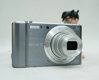 Sony DSC W810 - kamera digital 2nd