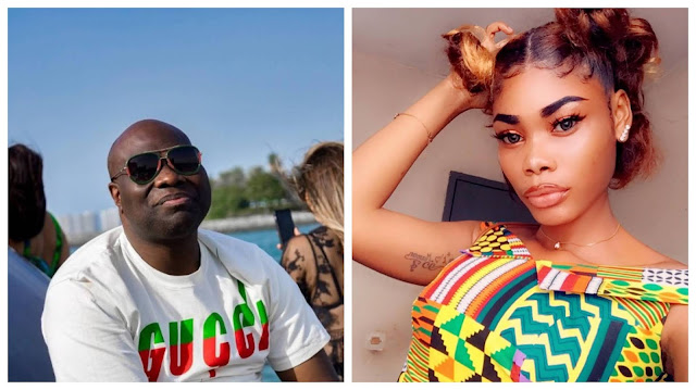 After making False Allegations, you now want peace – Mompha slams Oye Kyme as she apologizes to him over dating Scandal