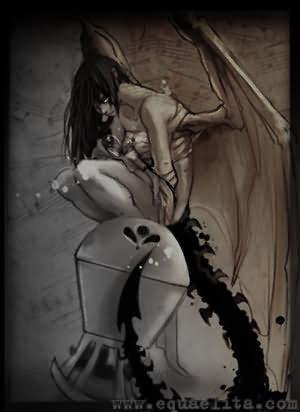 Колыбельная демоница