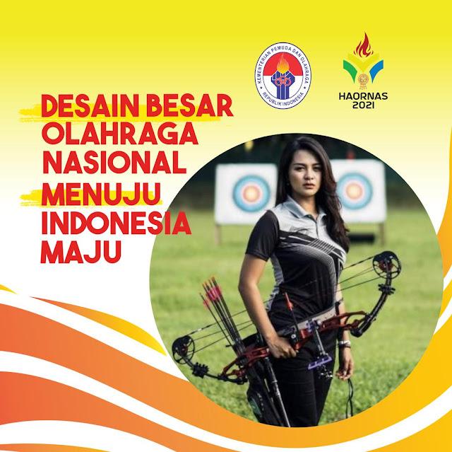Link Download Twibbon Hari Olahraga Nasional 2021