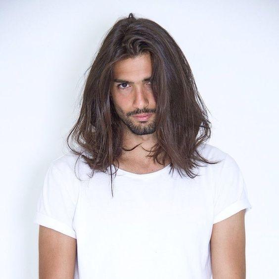Peinados de moda para hombres pelo largo peinados novias - Peinados de moda para chicos ...
