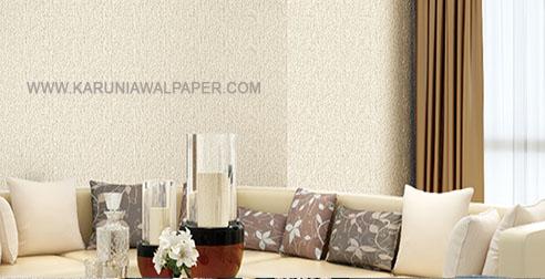 jual wallpaper dinding polos krem karuniawallpaper surabaya