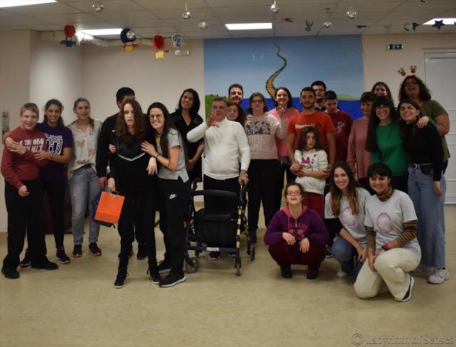 Ο Δήμος Ναυπλιέων γιόρτασε την Παγκόσμια Ημέρα Ατόμων με Αναπηρία και την Παγκόσμια Ημέρα Εθελοντισμού