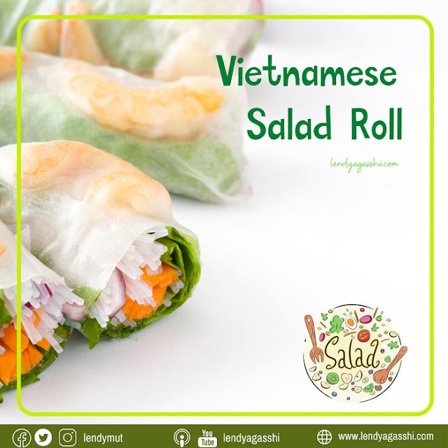 Vietnamese Salad Roll