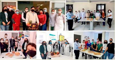 Aciaju realiza ações de valorização dos profissionais da saúde.