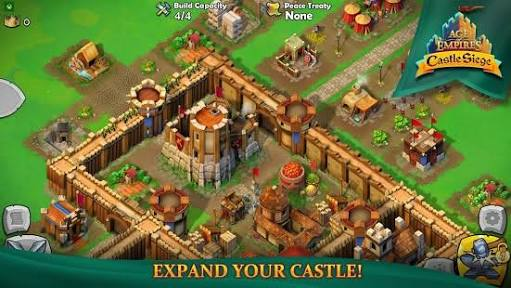 Download Age Of Castles – New kingdom building game