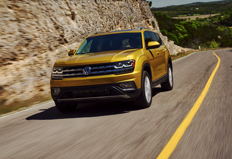 2022 Volkswagen Atlas Review