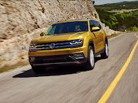 2022 Volkswagen Atlas Review