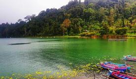alami nya danau beratan bedugul