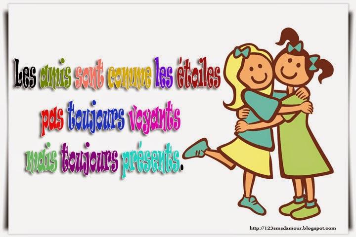 Souvent Un texte touchant pour ma meilleure amie | Amourissima - Mots d  EP31