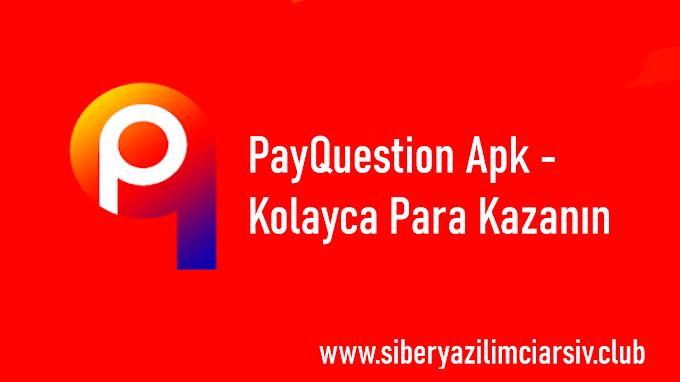PayQuestion Apk | Para Kazanma!