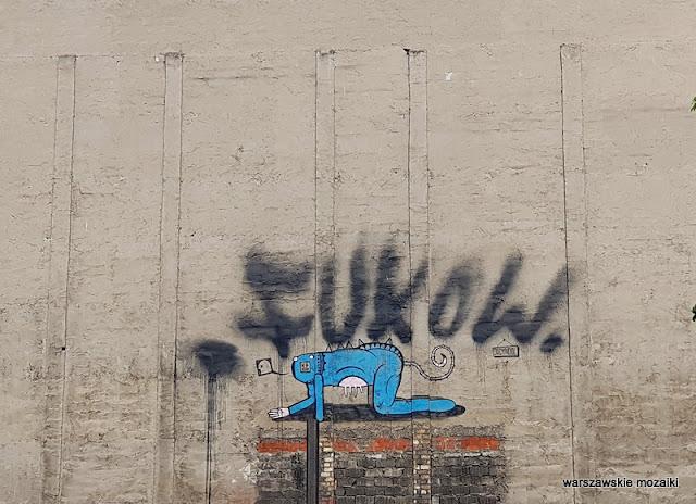 Warszawa Warsaw warszawskie murale murals graffiti muralart Wola
