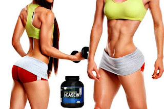 Protein powder before bedtime muscle gain casein