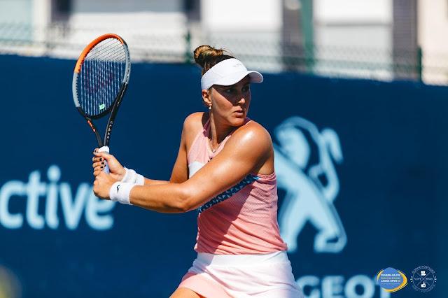 Beatriz Haddad Maia tênis Brasil Portugal