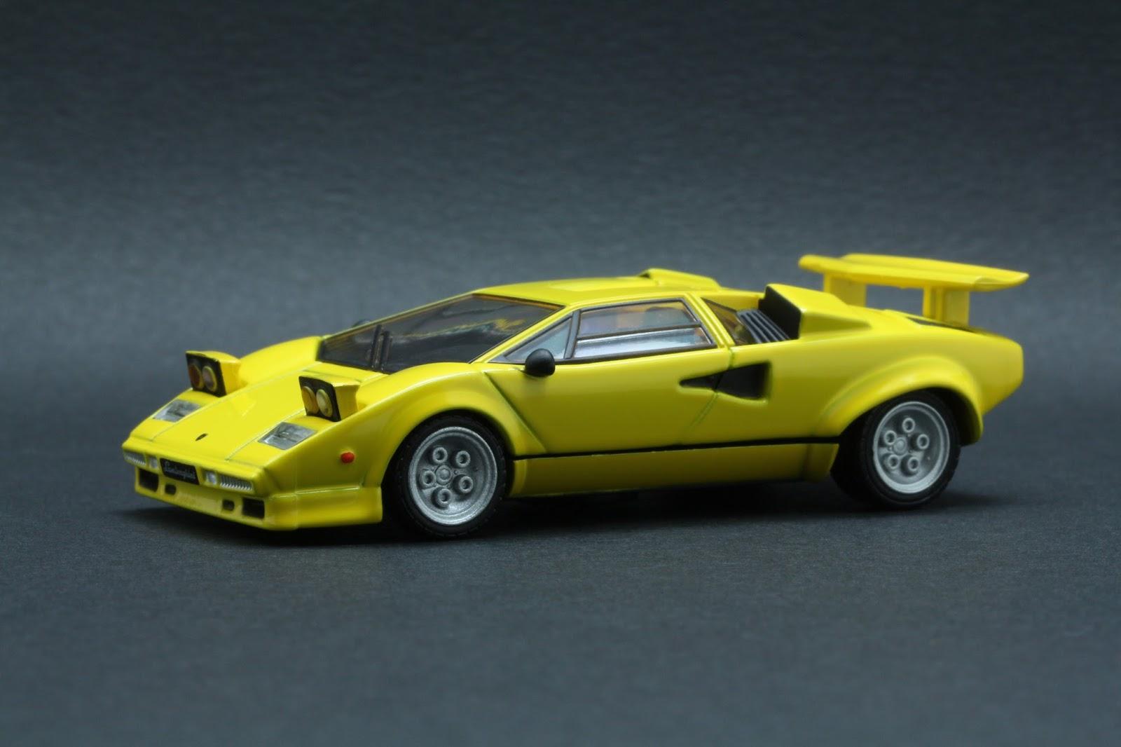 Diecast Hobbist Lamborghini Countach Lp500s