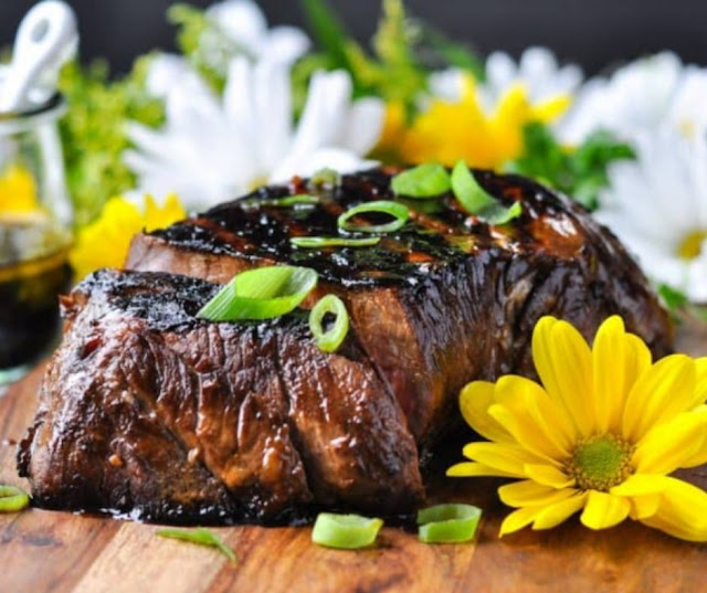 London Broil Marinade For Easy Grill Or Oven