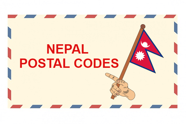 List of Postal Codes in Nepal