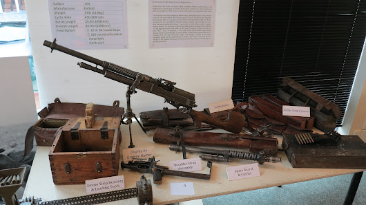 2018 MAINLAND ARMS & MILITARIA SHOW: JULY 21:
