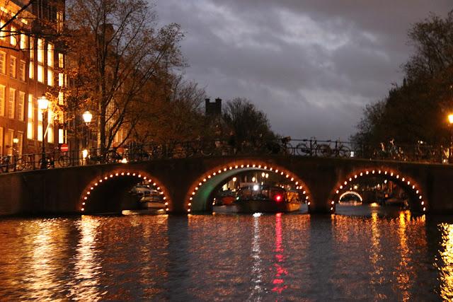 Kanavaristeilyllä Amsterdamissa 1