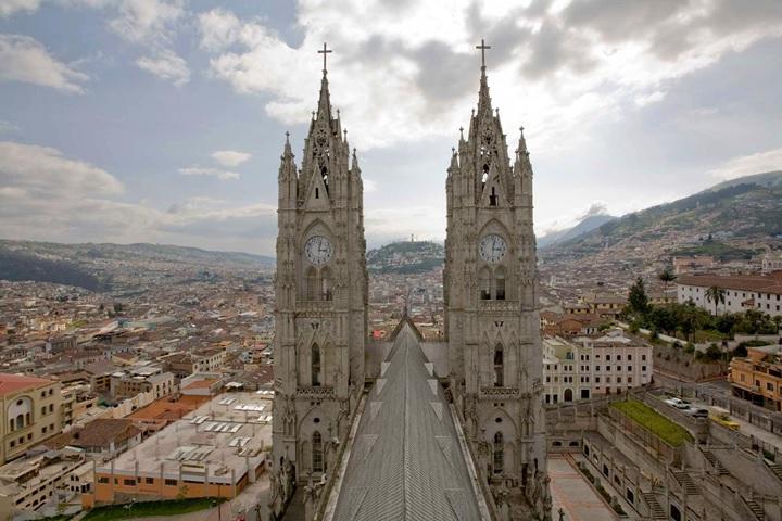 Quito turístico se proyecta al mundo como una smart city