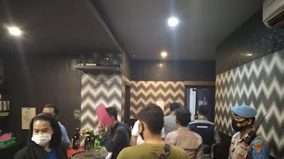Tempat Hiburan Hingga Hotel di Serang Kota di Razia Petugas
