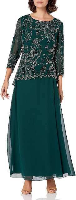 Simple Green Mother of The Groom Dresses