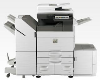 Sharp MX-4050N Printer Drivers Download