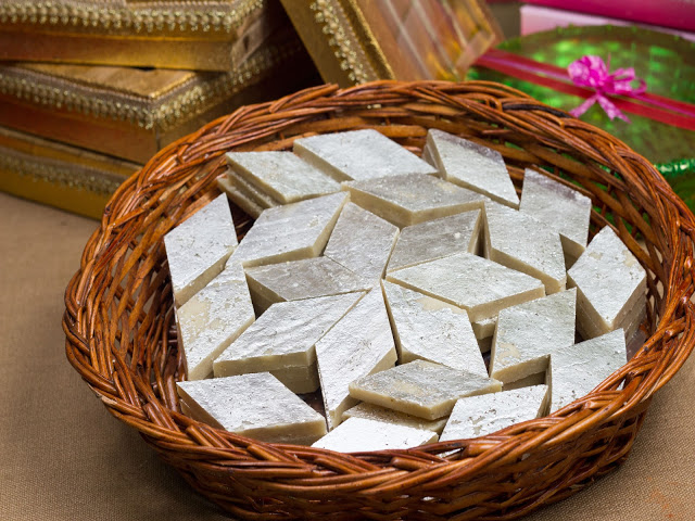 How to Make Badam Kaju Katli Recipe