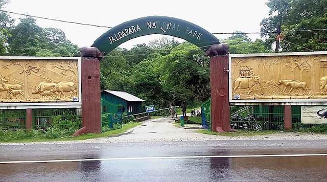 Jaldapara National Park in Alipurduar