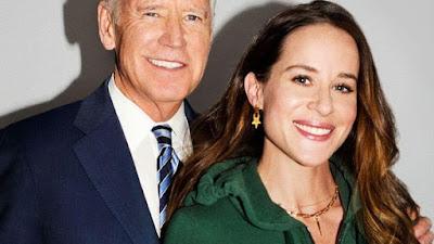 Joe Biden Jadi Presiden AS, Pernikahan Putrinya yang Beda Agama Jadi Sorotan