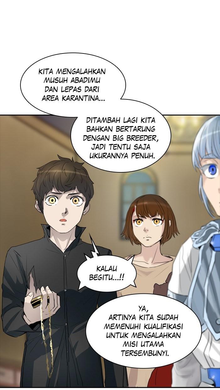 Webtoon Tower Of God Bahasa Indonesia Chapter 355