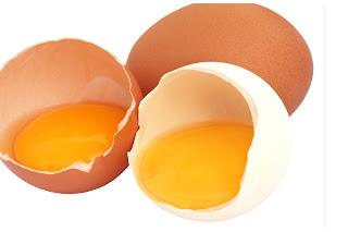 وصفات,العناية بالشعر,شعر,تساقط الشعر,البيض للعناية بالشعر,البيض