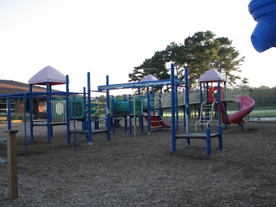 Station Avenue Elementary Playground