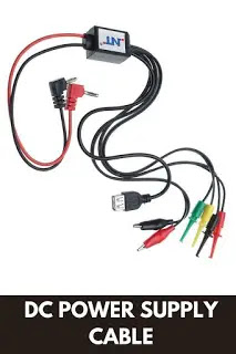 dc power supply cable