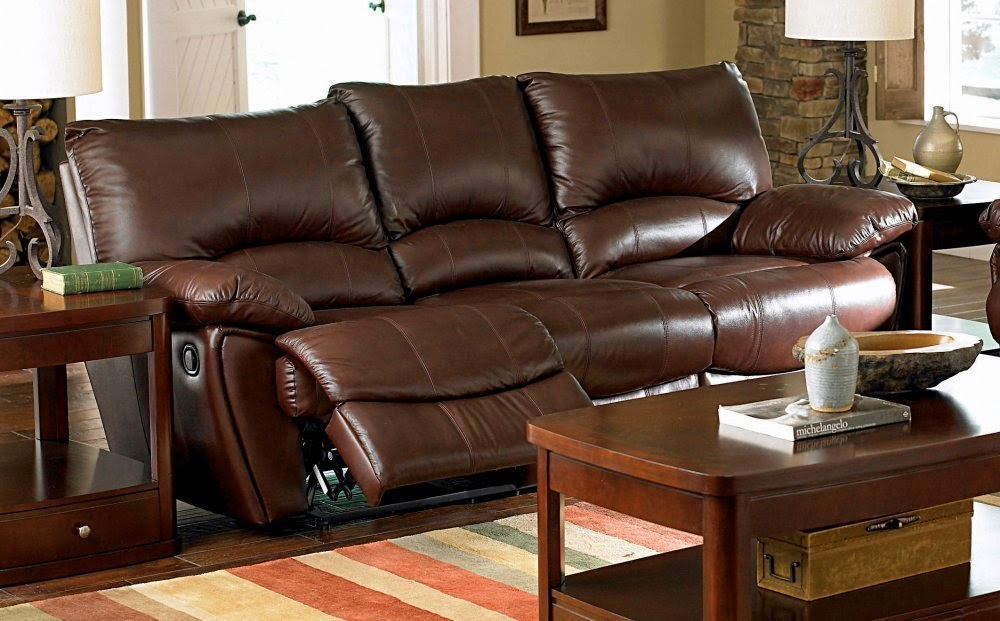Cheap Recliner Sofas For Sale Chicago Leather Double