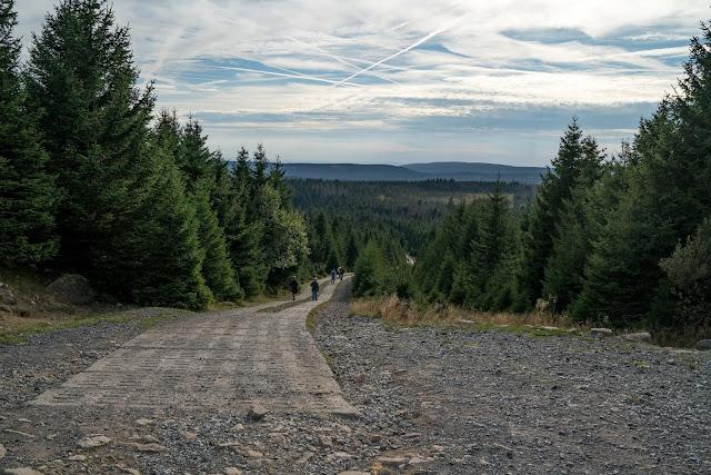 5 Wanderwege auf den Brocken im Harz  Zu Fuß auf den Brocken wandern - Wanderwege auf den Brocken im Überblick 03